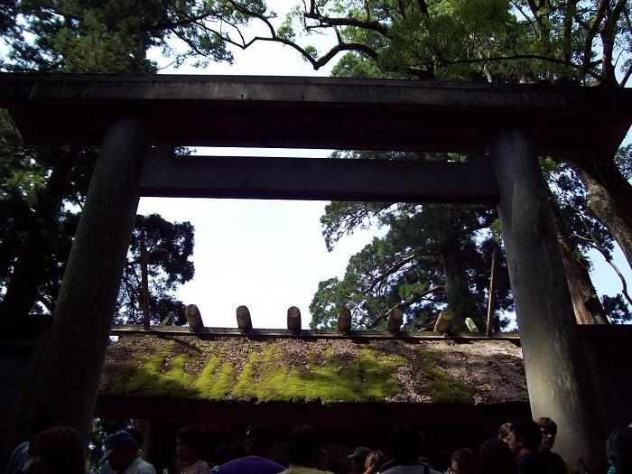 2 Ise Grand Shrine