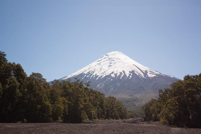 3 Osorno Volcano