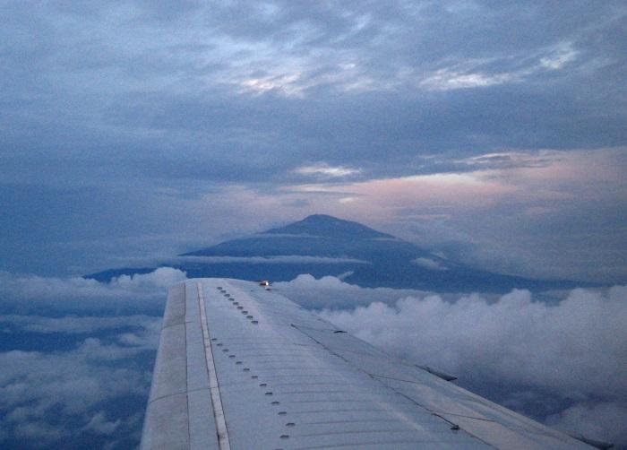 5 Mount Cameroon