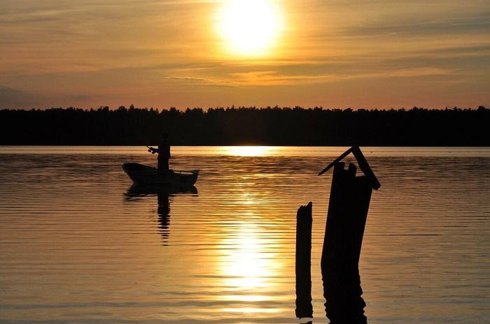 1 Masurian Lake