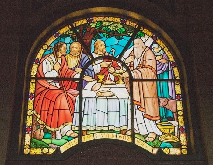 11 Holy Trinity Ababa