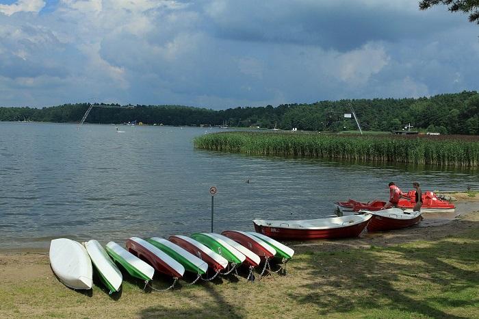 3 Masurian Lake
