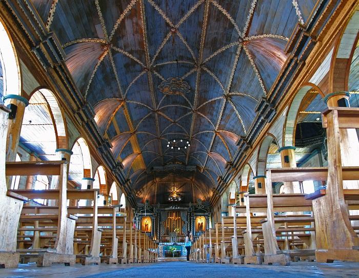 4 Achao Church