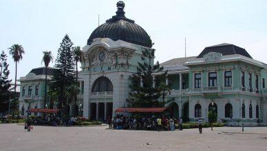 10 Maputo Station