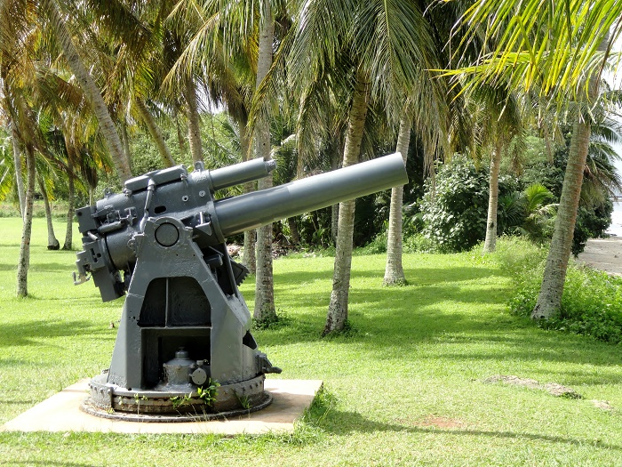 2 War Pacific