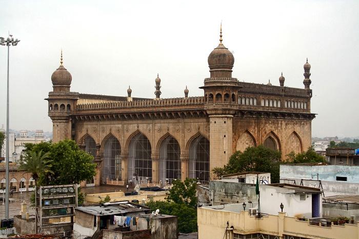 3 Makkah Masjid
