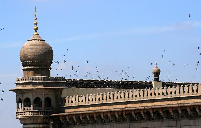 4 Makkah Masjid