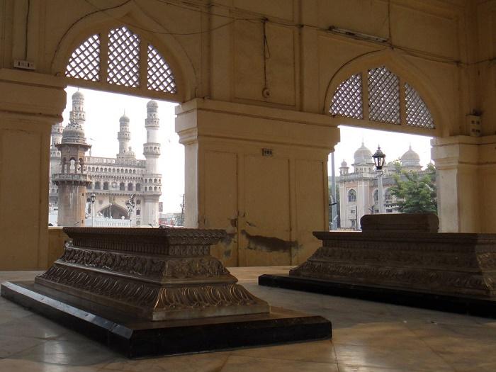 7 Makkah Masjid