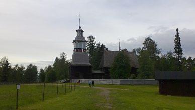 1 Petjavesi Church