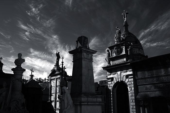 15 Recoleta Cemetery