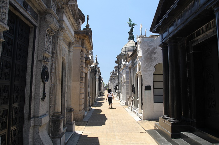 2 Recoleta Cemetery