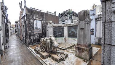 8 Recoleta Cemetery