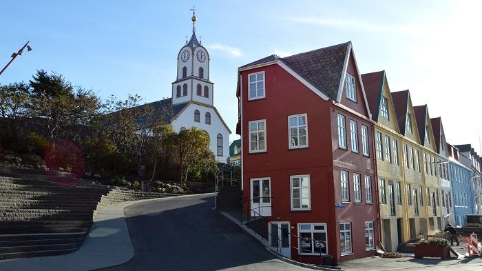 9 Torshavn Cathedral