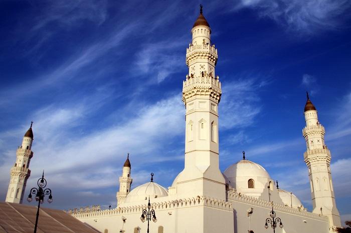 1 Quba Mosque