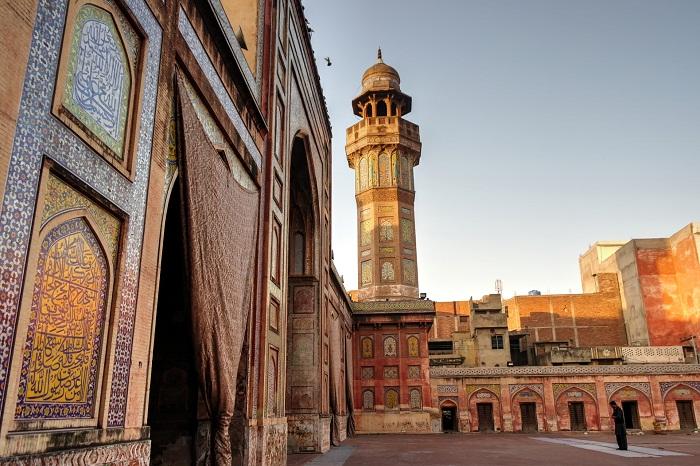 10 Wazir Mosque