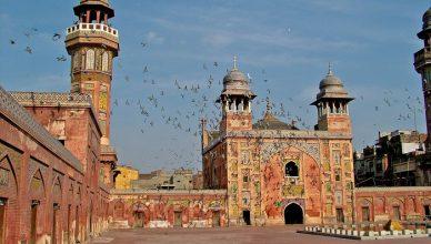 2 Wazir Mosque