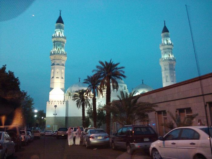 3 Quba Mosque
