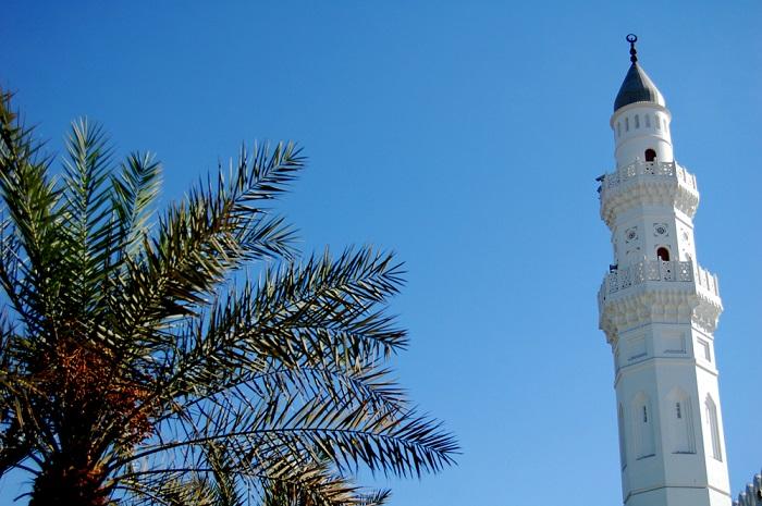 4 Quba Mosque