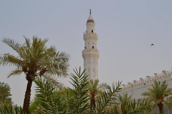 6 Quba Mosque
