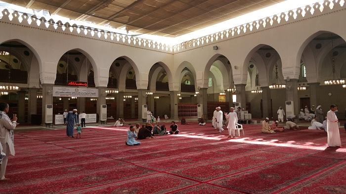 7 Quba Mosque