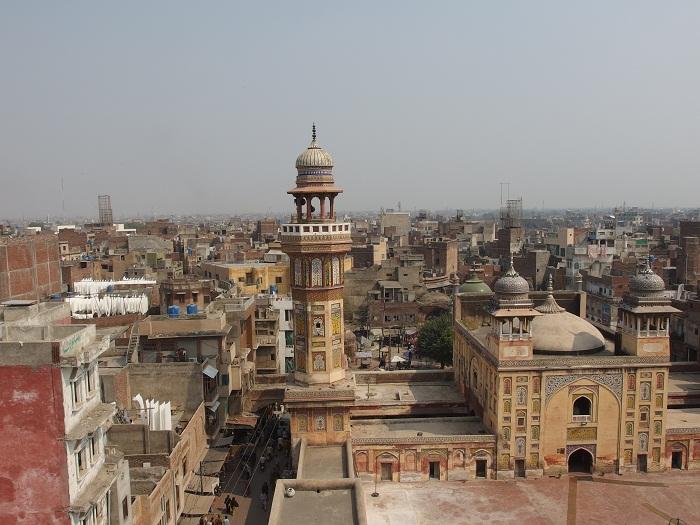 8 Wazir Mosque