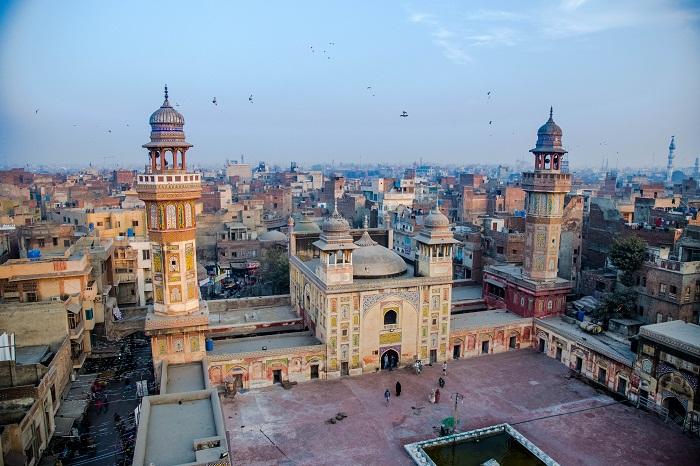 9 Wazir Mosque