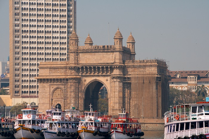 10 India Gate