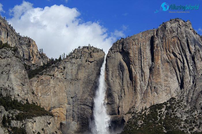 3 Yosemite Falls