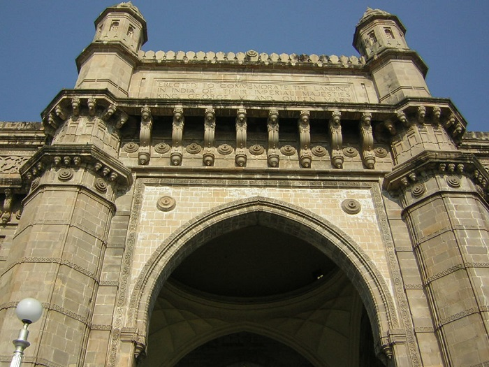 5 India Gate