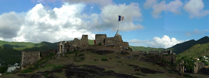 7 Fort Louis