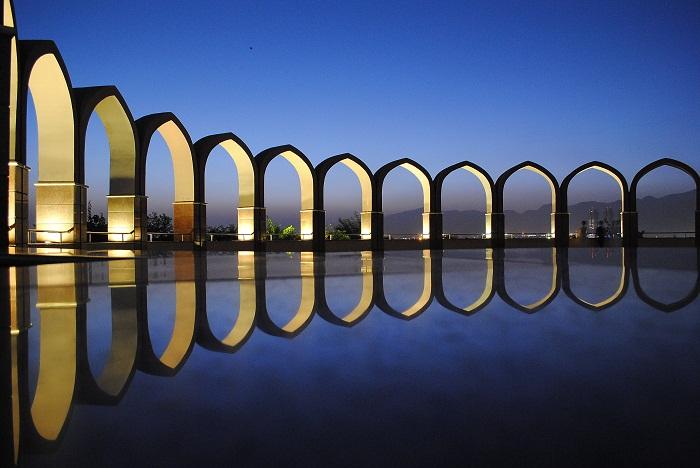 9 Pakistan Monument