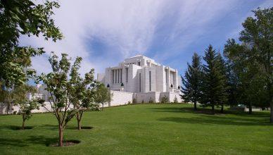 4 Cardston Temple