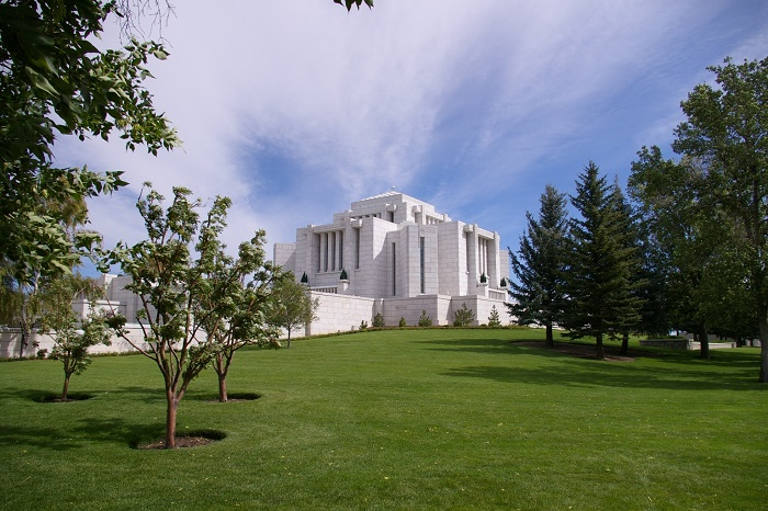 4 Cardston Temple