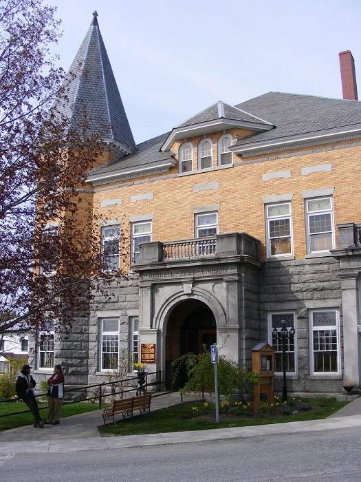 4 Haskell Library