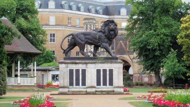 4 Maiwand Lion