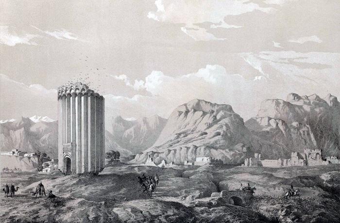 4 Tughrul Tower