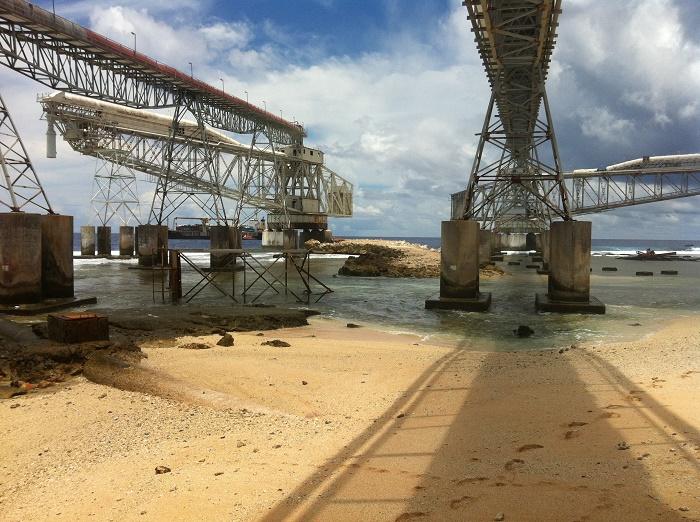 5 Nauru Mines