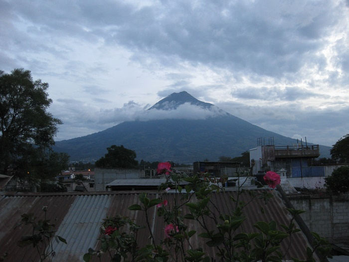 7 Agua Volcano