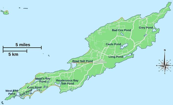 1 Pond Anguilla