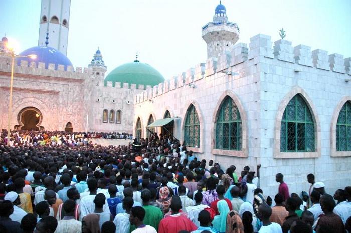 10 Touba Mosque