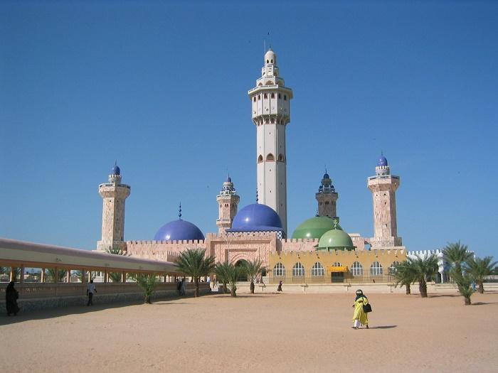 5 Touba Mosque