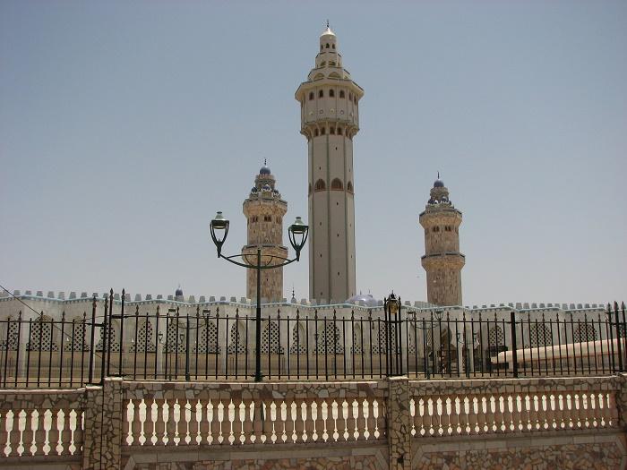 9 Touba Mosque