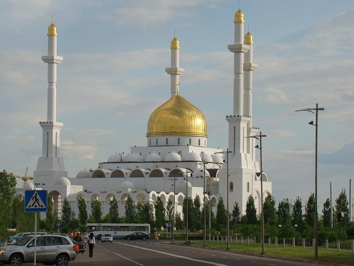 1 Nur Astana