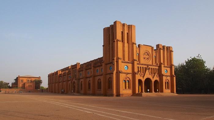 1 Ouagadougou Cathedral