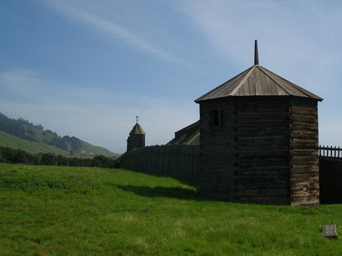 10 Fort Ross