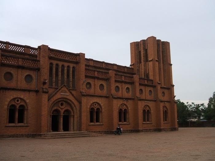 2 Ouagadougou Cathedral