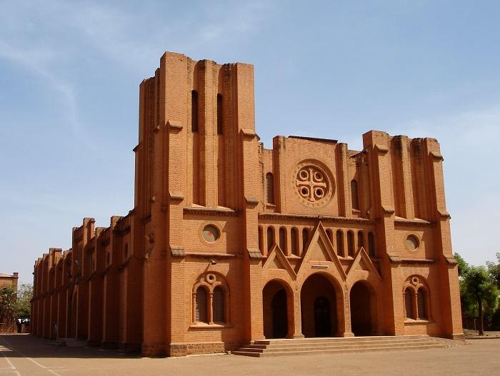3 Ouagadougou Cathedral