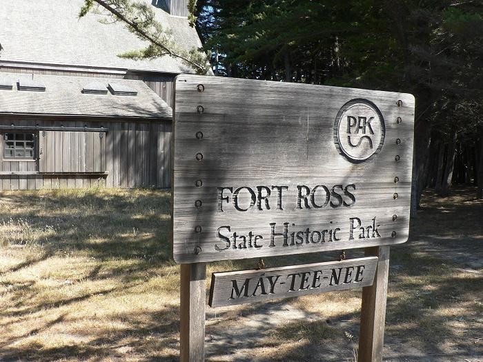 6 Fort Ross