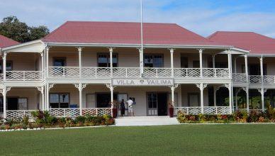 7 Stevenson Samoa