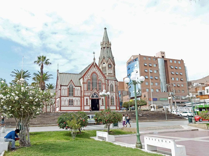 1 Arica Chile